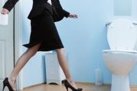 Посещение туалета