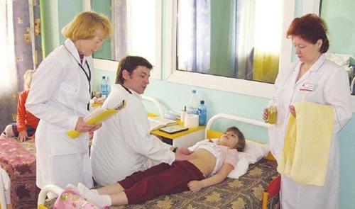 Цистография у детей как делается