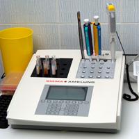 Аппарат для анализа