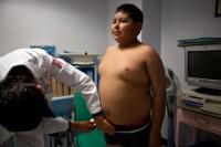 Дети с ожирением