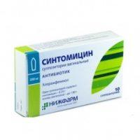 Синтомицин