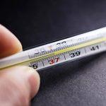 Температура при цистите
