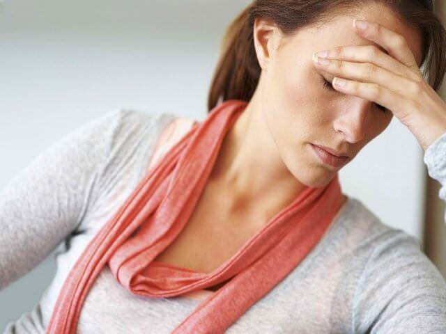 Нарушение гормонального фона у женщины