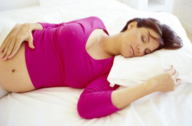 Развитие пиелонефрита у беременной