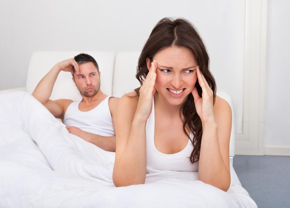Неприятные ощущения во время интимной близости