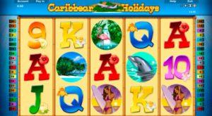 Игровые аппараты в казино Caribbean Holidays