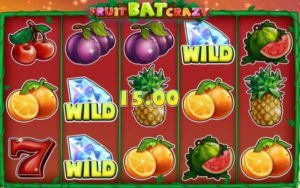 Игровой слот FruitBatCrazy