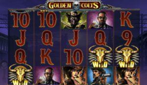 Слоты онлайн Golden Colts - Игрософт игровые автоматы