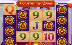 Игровые слоты Colossus Kingdom