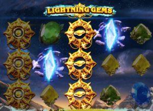 Игровой автомат Lightning Gems