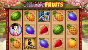 Игровой автомат Ninja Fruits