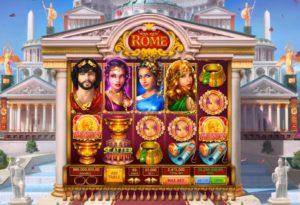 Игровой автомат Rome
