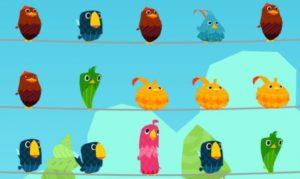 Игровой автомат Birdz